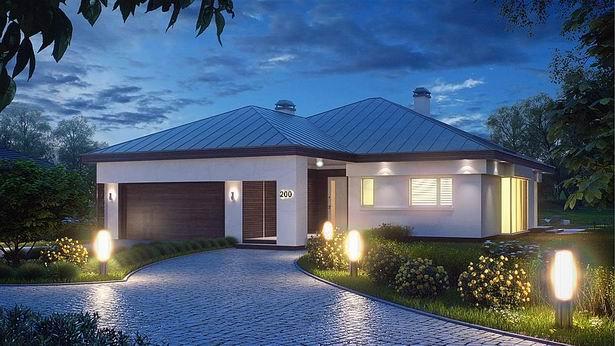 Jak Zaaranżować Dom By Pięknie Prezentował Się W Nocnym